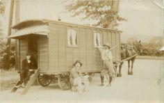 1910 Gypsy Wagon