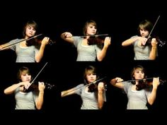 The Avengers Theme - Violins - Taylor Davis, #avengers #violin #music