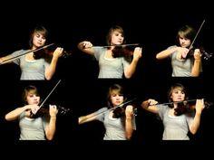 Awesome Avengers Theme - Violins - Taylor Davis