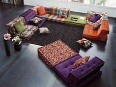 Coussin tapissier - par DeKoBook