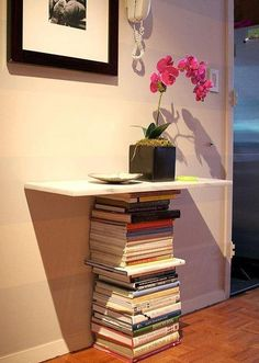 "This bring a whole new meaning to the term ""book shelf."""