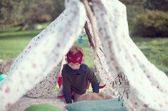portrait Spider W / http://www.desplumesdanslaboite.com/4-ans-de-mon-super-hero/