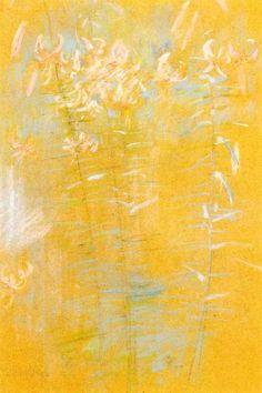 Tiger Lilies, John Henry Twachtman