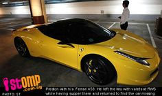 Ferrari owner wants compensation for four-minute joyride by RWS staff