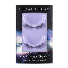 Urban Decay Fast Easy Sexy Partial False Lashes - Instalush