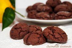 I Biscotti cioccolato arancia morbidissimi sono dei biscotti deliziosi che piacciono moltissimo ai bimbi e non solo. Semplici e veloci da preparare.