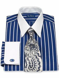Paul Fredrick Men's 2-Ply Cotton Straight Collar French Cuffs Dress Shirt Navy 15.0/32 Paul Fredrick,http://www.amazon.com/dp/B00FFC8Z5A/ref=cm_sw_r_pi_dp_-oDbtb1DA67AX9Y8