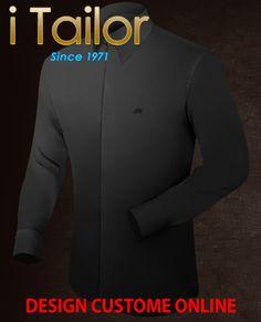 Design Custom Shirt 3D $19.95 costume hommes Click http://itailor.fr/costume/
