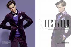 Shane Gibson for Fashion Trend magazine