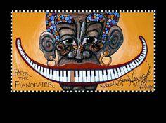 Jamie Hayes Gallery    Peter the Pianoeater