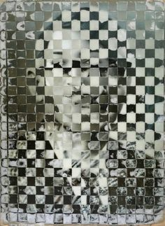 "Saatchi Art Artist Samin Ahmadzadeh; Collage, ""Untitled"" #art"