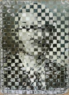 "Saatchi Art Artist Samin Ahmadzadeh; Collage, ""Untitled"" #art"