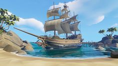 2017-03-28 - sea of thieves theme background images, #1942097