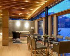 oak timber floor contemporary furniture - Google Search