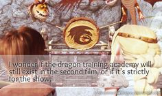 I think it should exist and that Hiccup is the 'head' and teaches kids and their dragons. what do others think ? Hiccup And Toothless, Hiccup And Astrid, Httyd, Pet Dragon, Training Academy, The Big Four, How To Train Your Dragon, Teaching Kids
