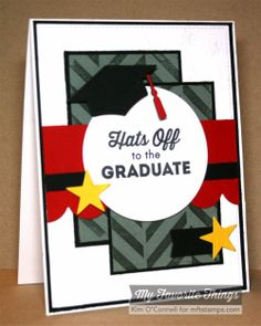 DS15 - Hats Off to the Grad