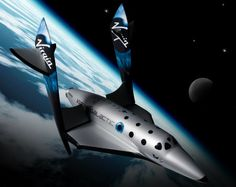 Virgin America Is Offering a Free Trip to Space for One Frequent Flier