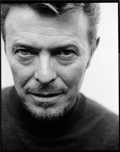 David Bowie, London 1995 © Jake Chessum