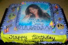 Victorious birthday cake