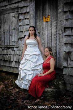 #wedding #bride #portrait #maidofhonor  www.soncelanda.com