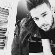 Liam Payne and His Massive Puppy Are Quite the Adorable Pair