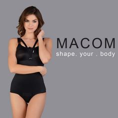 Shape your body with MACOM shapewear garments. A full range of products, from pants to body suits. More info on our website, check profile for link. #MACOMMedical #compressiongarments #shapewear #shapeyourbody #body #summer #beauty #curvy #hotbody