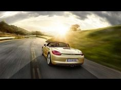 The new Porsche Boxster: Freedom is at the wheel