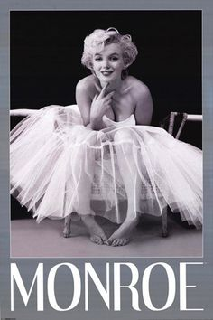 Marilyn Monroe Ballerina Greene 24x36 Poster Print by Milton H. Greene Poster Print by Milton H. Greene, 24x36 Poster Print by Milton H. Greene, 24x36 - Decorate your home or office with high quality posters. Marilyn Monroe Ballerina Greene 24x36 Pos