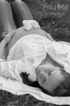 Babybauch - Jessica Oettel Fotografie