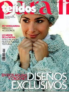 Crochet Magazine, Album, Crochet Hats, Knitting, Magazines, Patterns, Ideas, Knitting And Crocheting, Basket