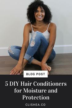 Creating your own DIY Hair Conditioner is better than using store-bought hair products. The ingredients in commercial conditioners can add more damage to your beautiful natural hair. If your looking for conditioners to add moisture, combat dry or damaged Butter Blonde, Diy Conditioner, Natural Hair Types, Natural Skin, Hair Care Recipes, Natural Haircare, Relaxed Hair, Strawberry Blonde, Blonde Balayage