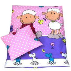 BABYLUX 2 tlg. Set Bezug für Kinderwagen Garnitur Bettwäsche Kissen Decke 60x78 LILA SCHAF s2 Babylux http://www.amazon.de/dp/B00D0UE94A/ref=cm_sw_r_pi_dp_.PUcwb0JZD1VC