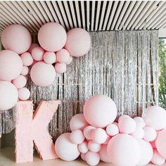 Birthday Backdrop, Birthday Balloons, Party Ballons, Birthday Party Background, Birthday Garland, Christmas Balloons, Christmas Decor, 21st Bday Ideas, 14th Birthday Party Ideas