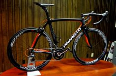 Pinarello Dogma 65.1 Think 2 Orange Black #flickr #bicycle #ZIPP