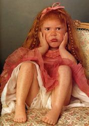by Anne Mitrani This doll artist is unbelievable. She showcased at Epcot's France Pavilion and People mag. covered her work. Bjd Dolls, Reborn Dolls, Reborn Babies, Lifelike Dolls, Realistic Dolls, Victorian Dolls, Polymer Clay Dolls, Vinyl Dolls, Living Dolls