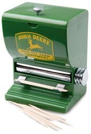 John Deer Toothpick Dispenser   My Husband Would Love · John Deere  KitchenKitchen ThemesKitchen ...