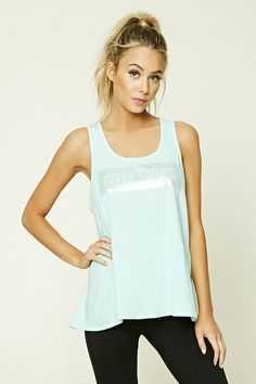 Active Gym Vibes Tank Top