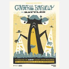 Gnarls Barkley Hers, $21, now featured on Fab.