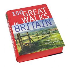 150 Great Walks in Britain   Gifts & Gadgets   Qwerkity   £25.00