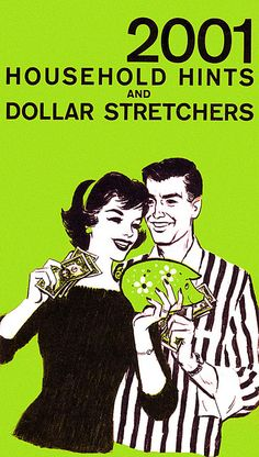 2001 Household Hints and Dollar Stretchers