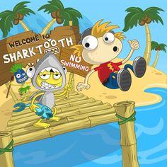 Shark Tooth Island | Poptropica Help Blog - news, walkthroughs, cheats, and more!
