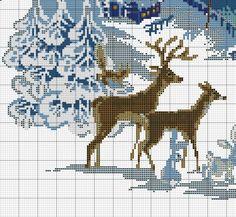 Winter scene 3