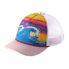 Summer fun invariably means summer sun-extend outdoor play time with the Kids Interstate Hat. The cap features our highest crown with a broad, seamless polyester foam front with a decorative cord on the bottom-front panel. To keep kids from being hot heads, the 5-panel design has a mesh-polyester back to circulate airflow, and the flat brim is made of 100% organic cotton canvas with a moisture-wicking COOLMAX headband-what could be cooler than that? An adjustable snap closure in back secures…