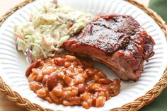 Memphis Style Dry Ribs recipe {On the Grill or In The Oven} by Barefeet In The Kitchen Rub Recipes, Entree Recipes, Grilling Recipes, Pork Recipes, Healthy Dinner Recipes, Cooking Recipes, Smoker Recipes, Recipies, Ribs On Grill