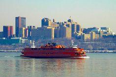 The Staten Island Ferry NYC