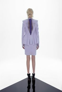 Dion Lee Resort 2013 Fashion Show