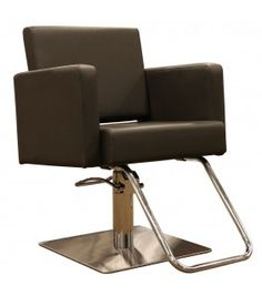 Salon styling chairs by Minerva Beauty. Shop from a large variety of styles and colors sure to enhance the look of any salon or spa. Salon Styling Chairs, Salon Chairs, Small Living Room Chairs, Leather Dining Room Chairs, Minerva Beauty, Home Salon, Furniture Direct, Salon Design, Upholstered Chairs