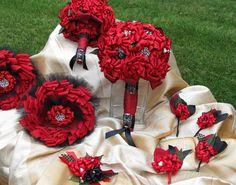 Weddings bouquets Weddings bouquet 10 by lisesimplecreations, $450.00