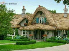 Hobbit cottage!