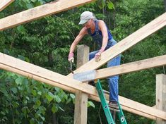 Easiest Way How to Build a Pole Barn Step by Step Pole Barn Shop, Diy Pole Barn, Pole Barn Kits, Pole Barn Designs, Pole Barn Garage, Building A Pole Barn, Pole Barn House Plans, Pole Barn Homes, Garage Plans